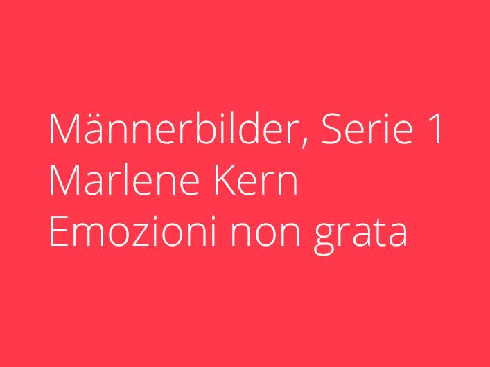 Männerbilder, Serie 1, Marlene Kern, Format 120 x 100 cm, Acryl auf Leinwand